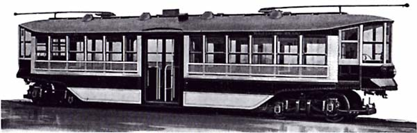 Hedley-Doyle Low-floor Car Exterior