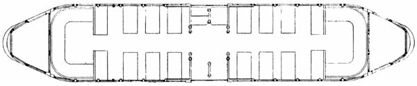 Hedley-Doyle Low-floor Car Interior Plan