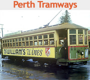 Perth Tramways link