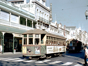 Perth Tram 92 Murray St