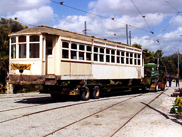 Perth Electric Tramway Society Restoration