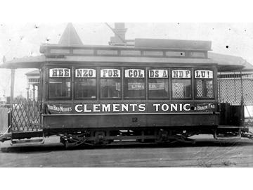Form 10 K >> Perth Electric Tramway Society - Kalgoorlie Trams