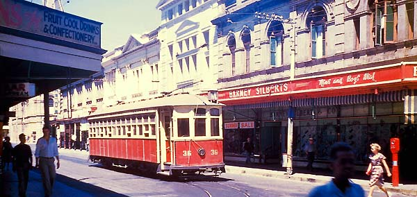 Perth Electric Tramway Society Fremantle Trams